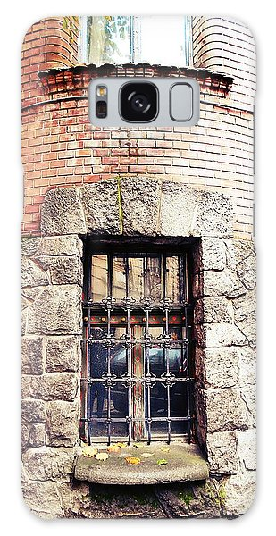 One Window And A Half Galaxy Case