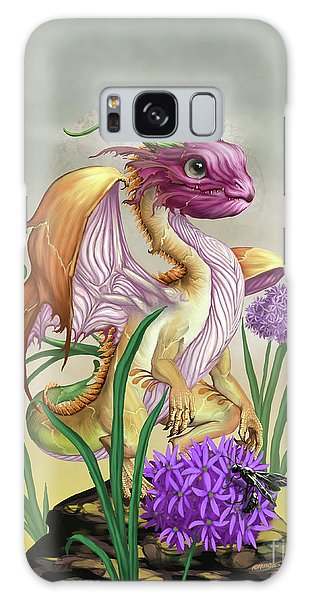 Onion Dragon Galaxy Case by Stanley Morrison