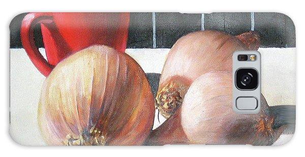 Onions Galaxy Case