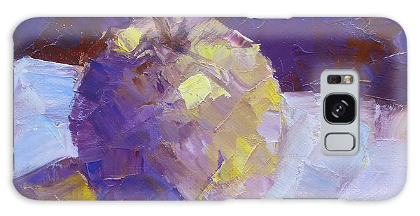 Opal In Lavender Galaxy Case by Susan Woodward