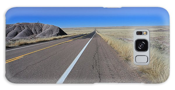 Open Road Galaxy Case by Gary Kaylor