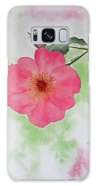 Open Rose Galaxy Case