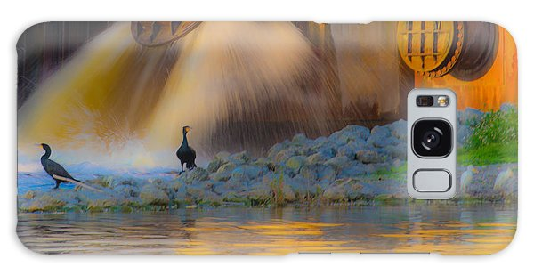 Open The Dam Galaxy Case
