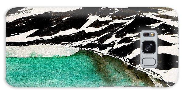 Open Water Galaxy Case by Carolyn Doe