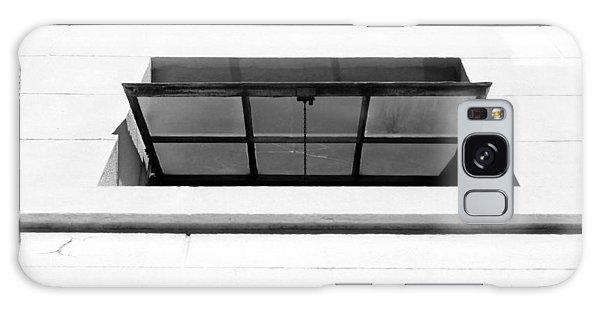 Minimal Galaxy Case - Open Window- By Linda Woods by Linda Woods