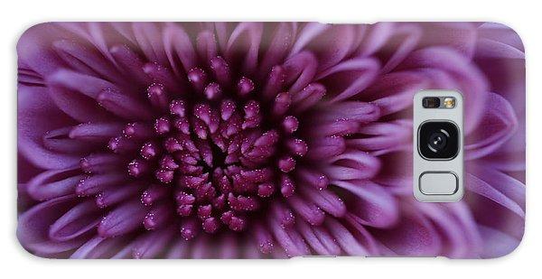 Purple Mum Galaxy Case by Glenn Gordon