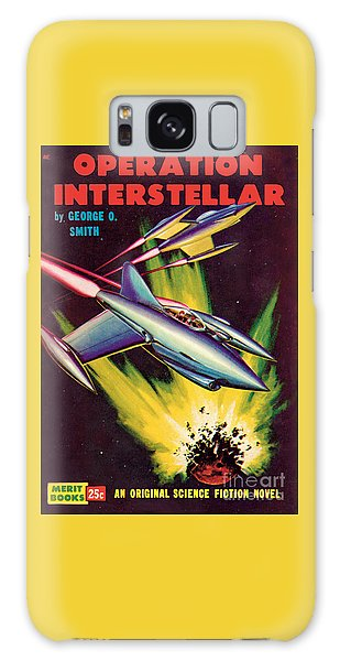 Operation Interstellar Galaxy Case