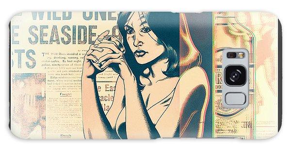 Ophelia 1976 Galaxy Case