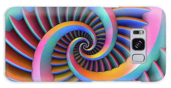 Opposing Spirals Galaxy Case