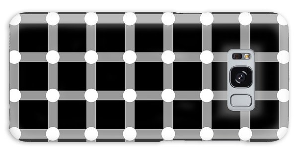 Optical Illusion The Grid Galaxy Case