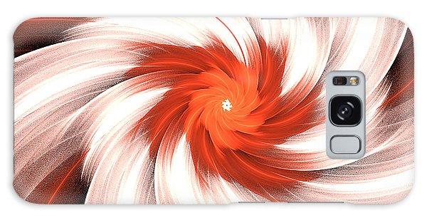 Orange Creme Galaxy Case