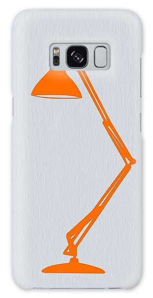 Table Galaxy Case - Orange Lamp by Naxart Studio