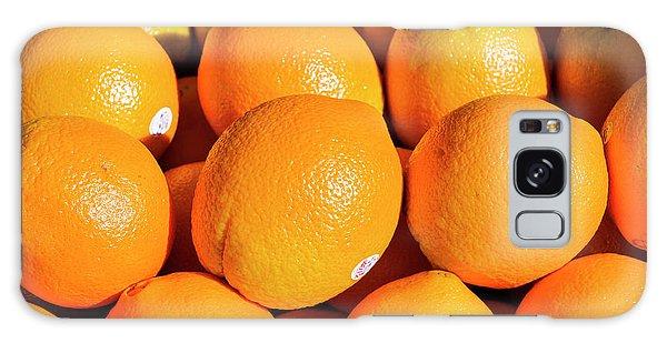 Oranges Galaxy Case