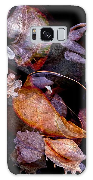 Orbiting Seashells Galaxy Case