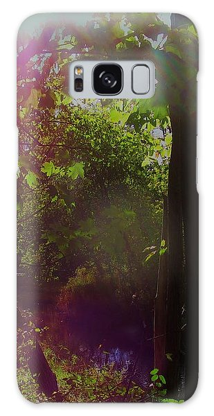 Orbs In The Forest Galaxy Case