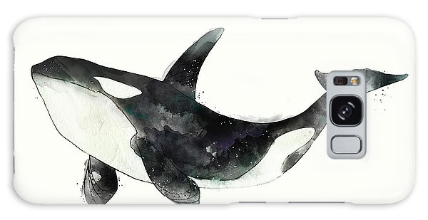 Orca From Arctic And Antarctic Chart Galaxy S8 Case