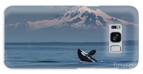 Orca - Mt. Baker Galaxy Case