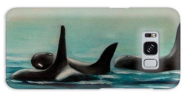 Orca's Galaxy Case by Annemeet Hasidi- van der Leij