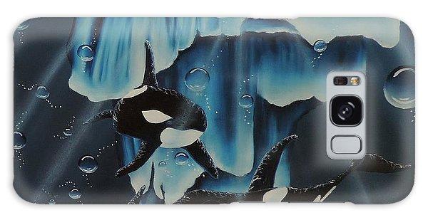 Orcas Versus Glacier Galaxy Case