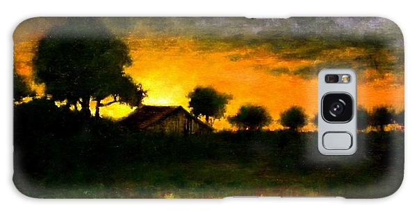 Galaxy Case - Orchard Sundown by Jim Gola