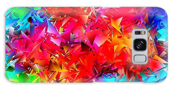 Orchid 5 Galaxy Case by Ludwig Keck