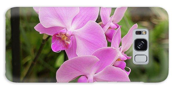 Orchid #6 Galaxy Case