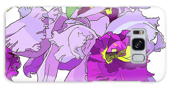 Orchid Cluster Galaxy Case