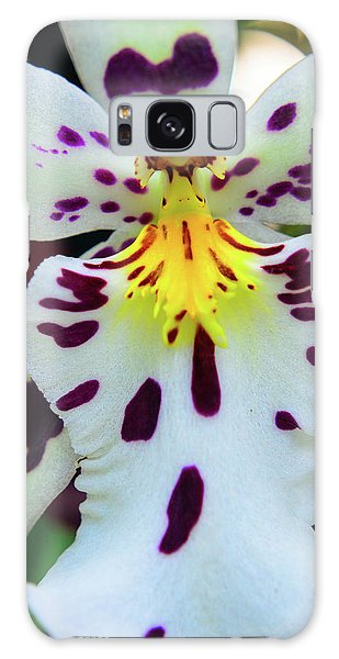 Orchid Cross Galaxy Case