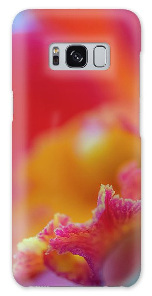 Orchid Detail Galaxy Case