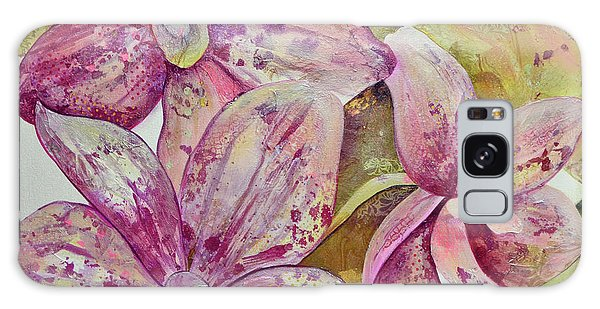 Orchid Galaxy Case - Orchid Envy by Shadia Derbyshire