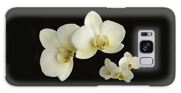 Orchid Montage Galaxy Case