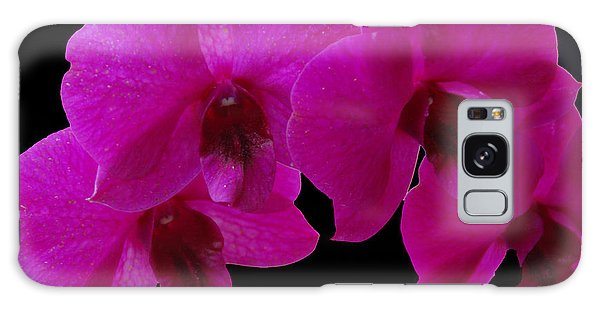 Orchid Song Galaxy Case