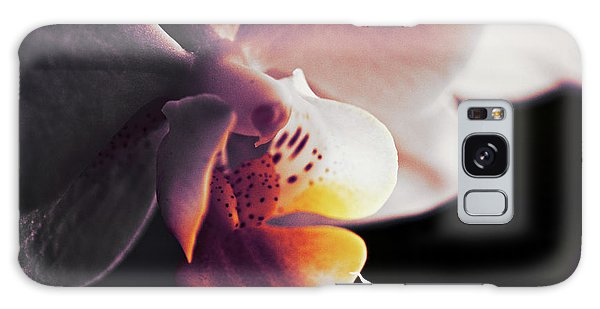 Orchidaceae Galaxy Case - Orchid Sunset by Susan Capuano