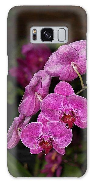 Orchids Alicia Galaxy Case