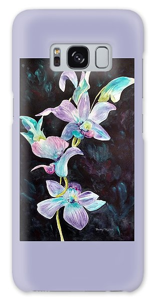 Orchids Alive Galaxy Case