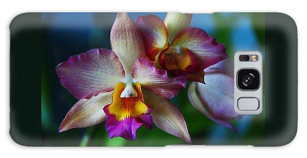 Orchids - Trio Galaxy Case
