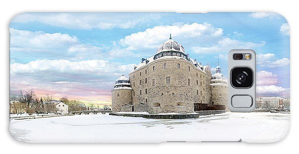 Orebro Castle Galaxy Case