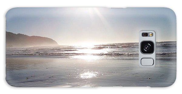 Oregon Coast 13 Galaxy Case