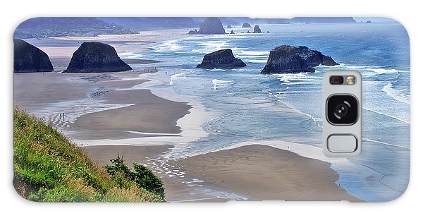 Oregon Coast Galaxy Case by Scott Mahon