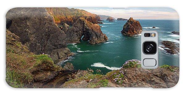 Oregon Coastal Scenic Galaxy Case by Leland D Howard