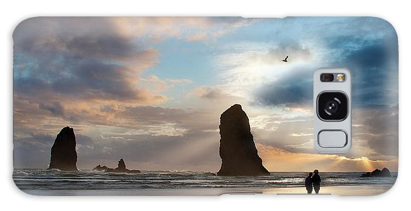 Oregon Coastine Galaxy Case