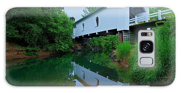 Oregon Covered Bridge Galaxy Case