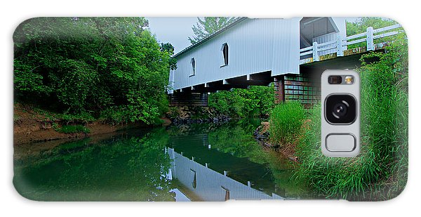 Oregon Covered Bridge Galaxy Case