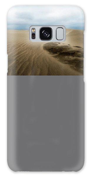 Oregon Dune Wasteland 1 Galaxy Case