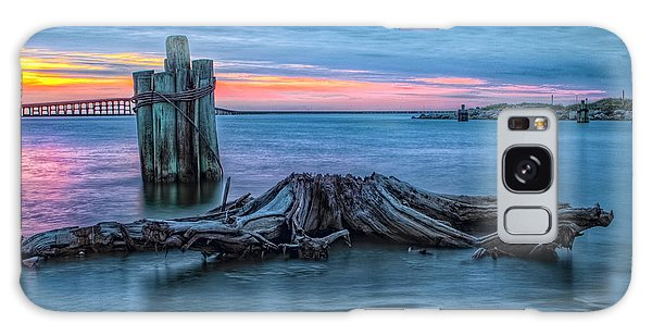 Oregon Inlet II Galaxy Case