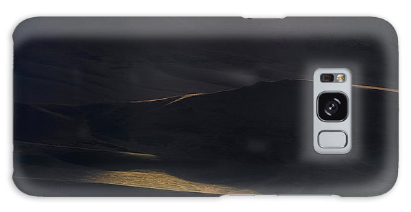Oregon Mountains 1 Galaxy Case by Leland D Howard