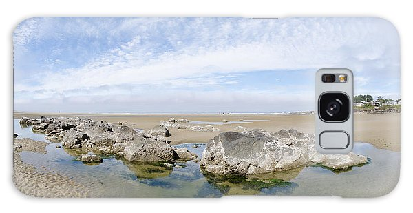 Oregon Tide Pool Galaxy Case