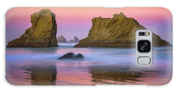 Galaxy Case featuring the photograph Oregon's New Day by Darren White
