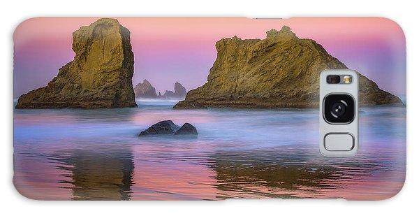 Oregon's New Day Galaxy Case by Darren White