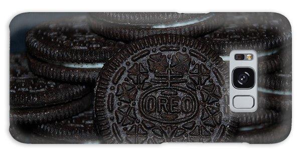 Galaxy Case - Oreo Cookies by Rob Hans